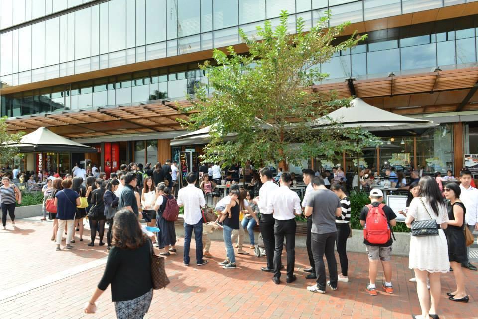 LKY queue